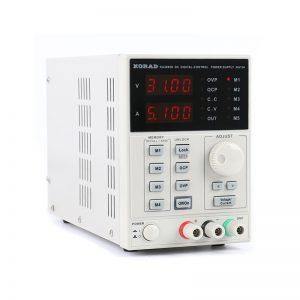 منبع تغذیه دیجیتالی 30 ولت 5 آمپر KORAD KA3005D