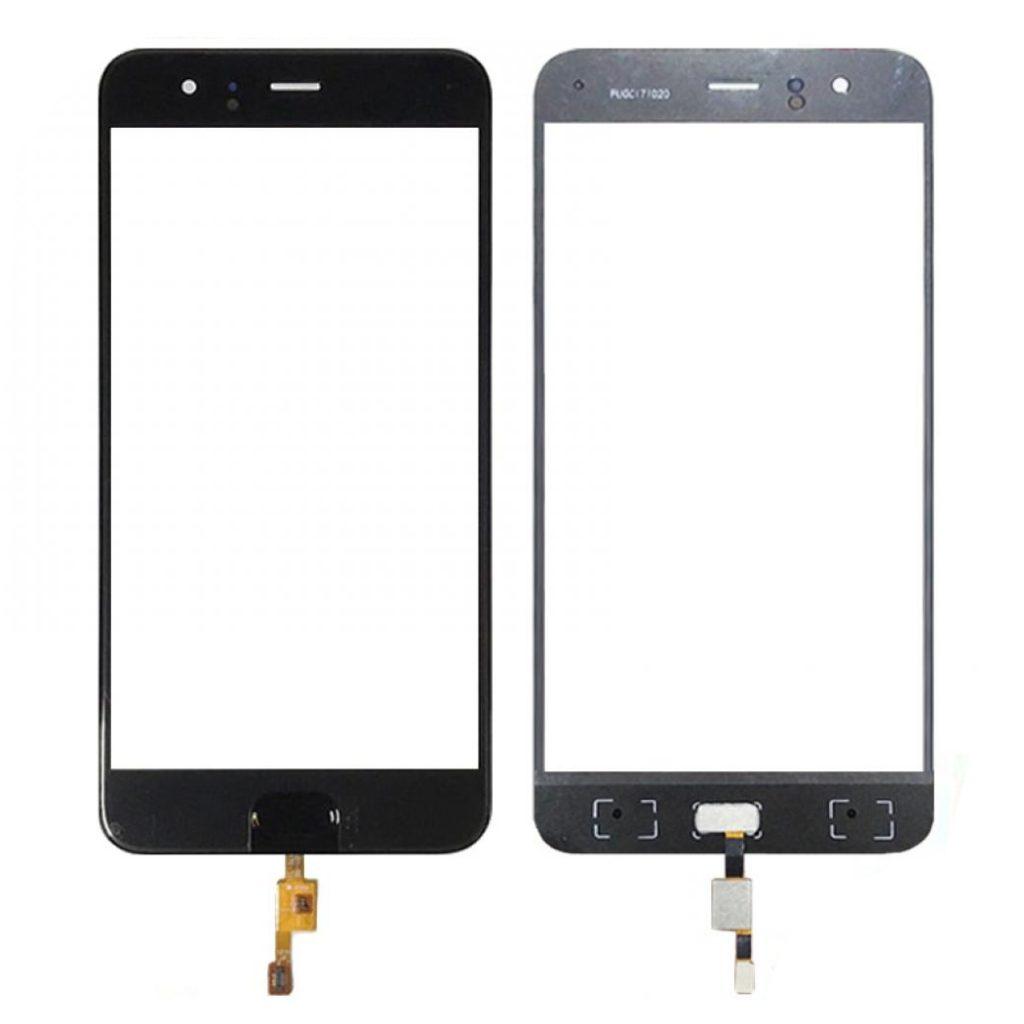 گلس تاچ شیائومی Xiaomi Mi 6 مناسب تعمیرات ال سی دی گوشی های موبایل