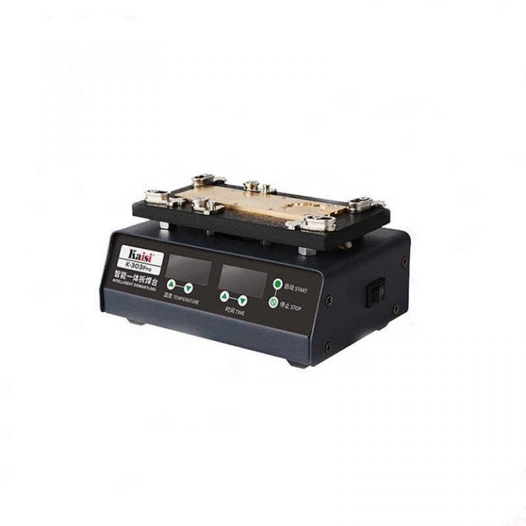 پری هیتر KAISI K-303 PRO مناسب تعمیرات برد گوشی های موبایل