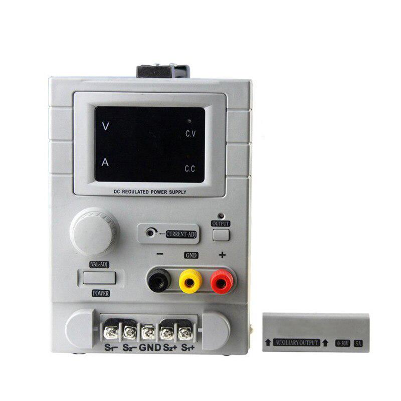 منبع تغذیه دیجیتالی ۳۰ ولت ۵ آمپر Sunshine P-3005DA مناسب تعمیر موبایل