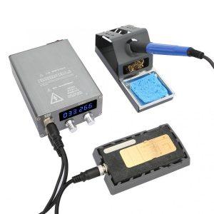 پری هیتر و هویه مدل ST92 مناسب برای تعمیرات برد گوشی موبایل آیفون X