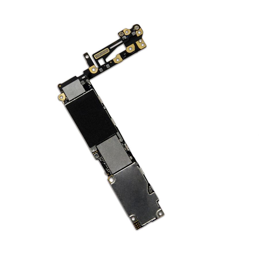 برد آیکلود سالم و روشن IPHONE 6 16GB مناسب تعویض قطعات و SWAP