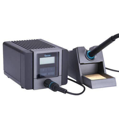 هویه دیجیتال کوییک مدل QUICK TS 1100 مناسب تعمیرات برد گوشی موبایل