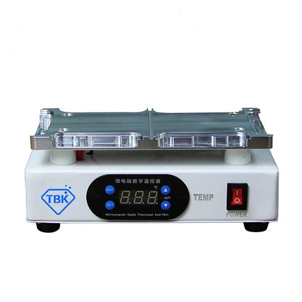 پری هیتر مدل TBK-988D مناسب جدا کردن فریم از ال سی دی گوشی های آیفون