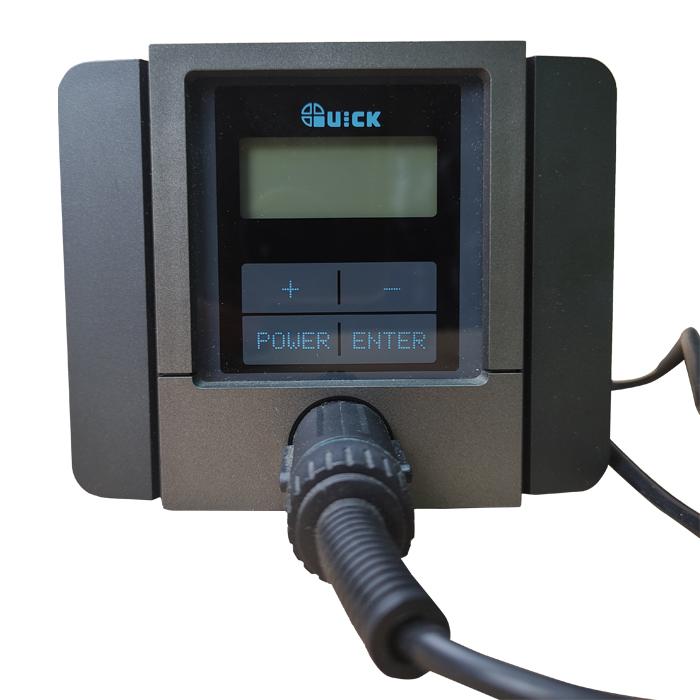 هویه دیجیتال کوییک مدل QUICK TS1100 مناسب تعمیرات برد گوشی موبایل