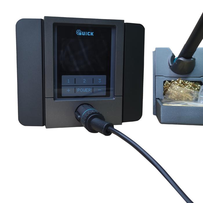 هویه دیجیتال کوییک مدل QUICK TS1200 مناسب تعمیرات برد گوشی موبایل