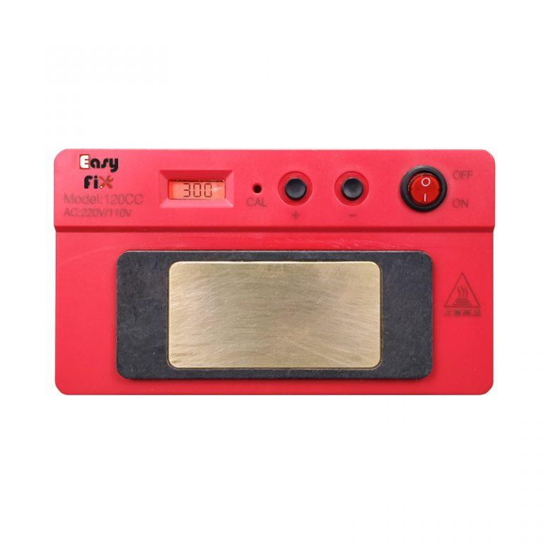 پری هیتر EASYFIX مدل 120CC مناسب تعمیرات برد گوشی های موبایل اندروید