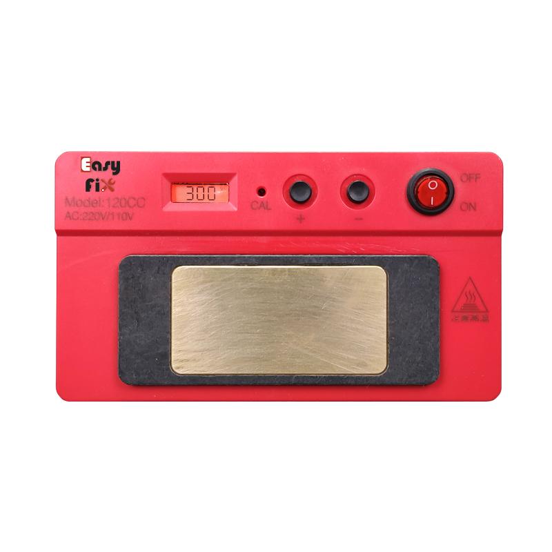 پری هیتر EASYFIX مدل ۱۲۰CC مناسب تعمیرات برد گوشی های موبایل اندروید