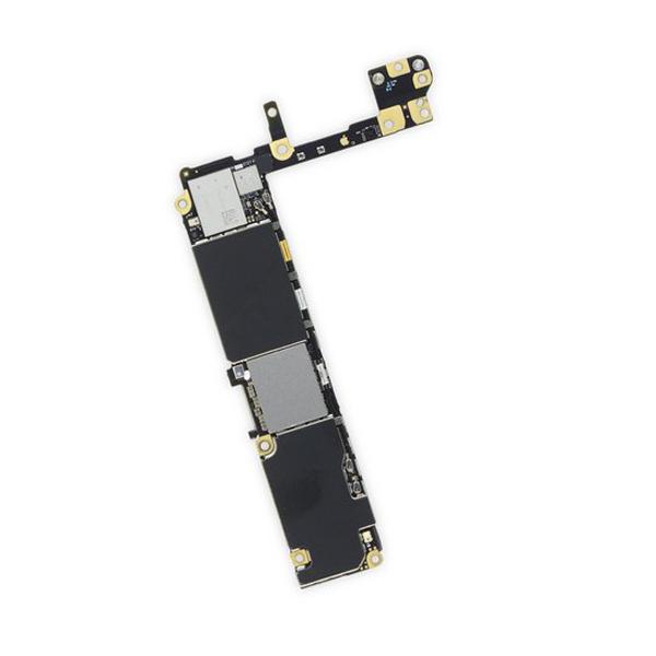 برد آیکلود سالم و روشن IPHONE 6S 32GB مناسب تعویض قطعات و SWAP
