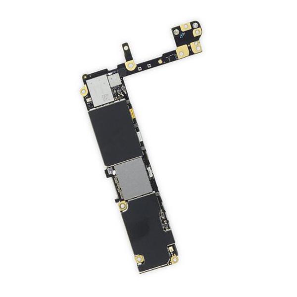 برد آیکلود سالم و روشن IPHONE 6S 16GB مناسب تعویض قطعات و SWAP