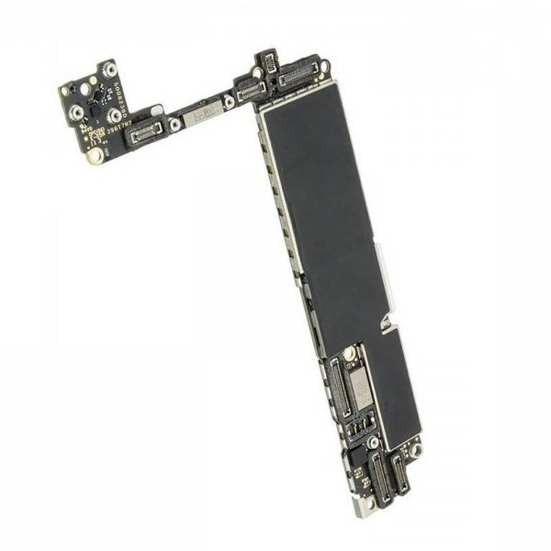 برد آیکلود سالم و روشن IPHONE 7 256GB مناسب تعویض قطعات و SWAP