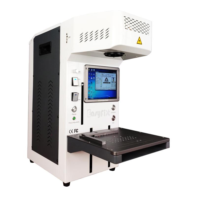 دستگاه لیزر اتوماتیک EASYFIX 958A مناسب جداکردن قاب پشت گوشی موبایل