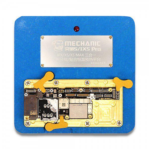 پری هیتر مکانیک ۵/IX5 pro مناسب تعمیرات برد گوشی های موبایل آیفون X