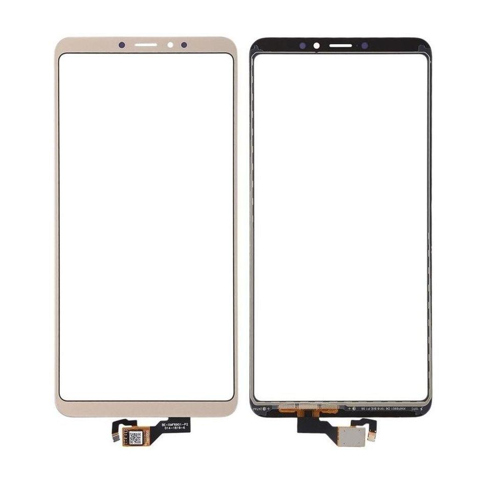 گلس تاچ Xiaomi Mi Max 3 مناسب تعمیرات ال سی دی گوشی موبایل شیائومی