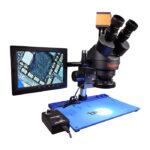 لوپ سه چشم آنالوگ و دیجیتال Easy Fix EF30 pro2 مناسب تعمیرات برد گوشی