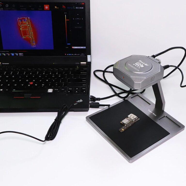 دوربین حرارتی Qianli SuperCam Thermal Camera مناسب عیب یابی برد
