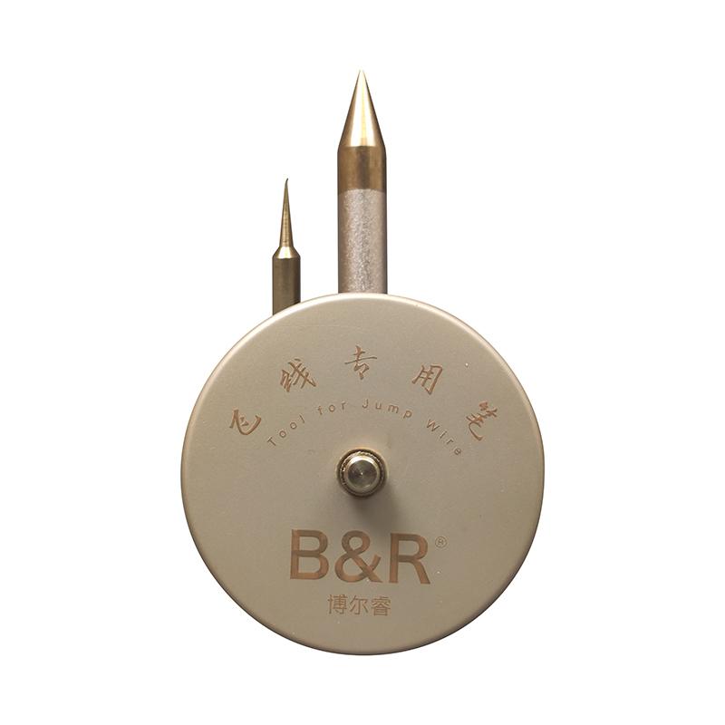 دستگاه سیم لاکی B&R مناسب لحیم کاری و سیم کشی سریع تر برد گوشی موبایل