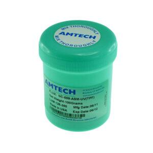 خمیر فلکس AMTECH NC-559-ASM-UV مناسب لحیم کاری برد گوشی