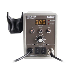 هیتر و هویه BAKON SBK8586 مناسب مونتاژ و تعمیرات برد گوشی موبایل