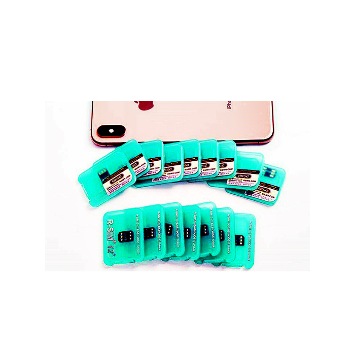 سیم آنلاکر ایفون ارسیم +R-SIM 12 مناسب بازکردن قفل سیم کارت