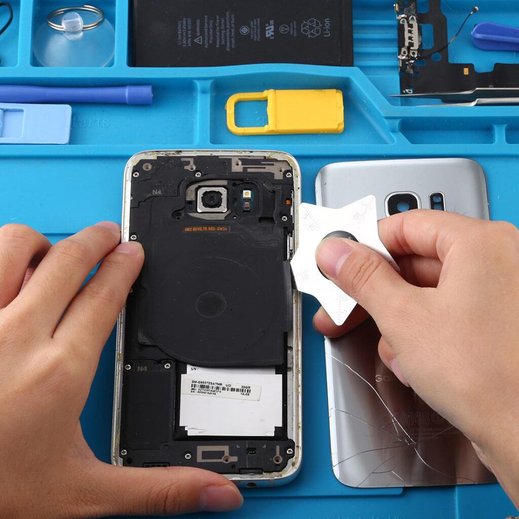 قاب بازکن ستاره ای کیانلی Qianli-D مناسب جدا کردن قاب و باتری گوشی موبایل
