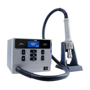 دستگاه 3 در 1 هیتر هویه منبع تغذیه ATTEN مدل MS-300 مناسب تعمیرات برد