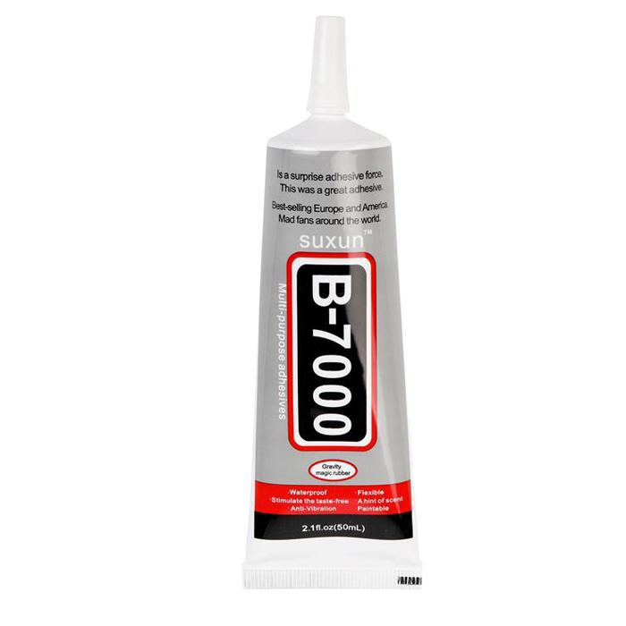چسب SUXUN B-7000 مناسب نصب تاچ و ال سی دی انواع گوشی های موبایل
