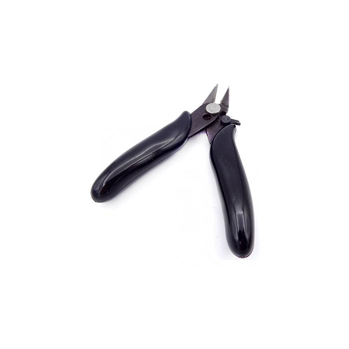 کف چین کوچک جیبی مناسب جدا کردن سیم ها و پایه های قطعات از روی برد