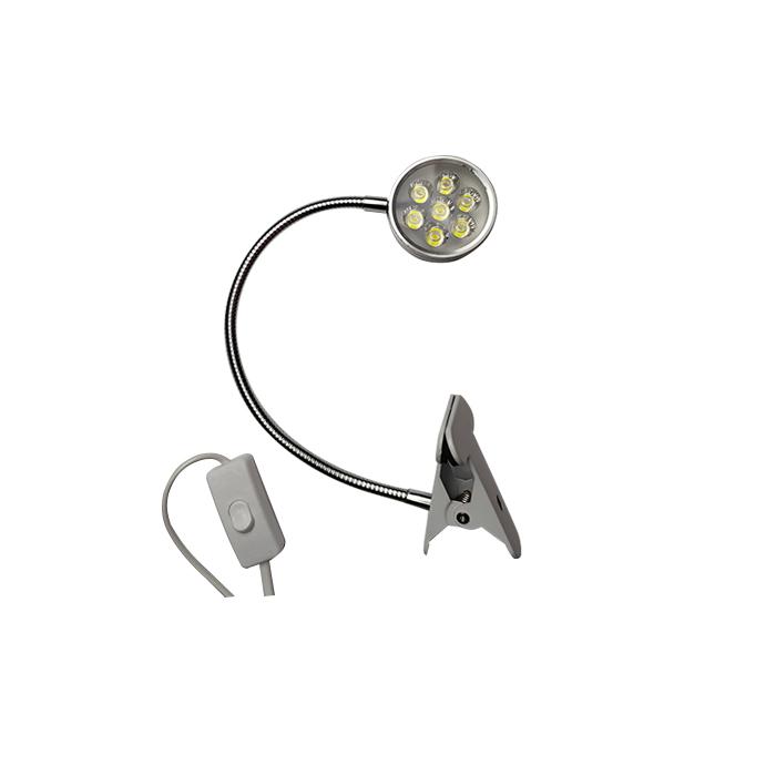 چراغ ال ای دی LED گیرهای شفاف مناسب افزایش روشنایی و دقت در تعمیرات گوشی موبایل