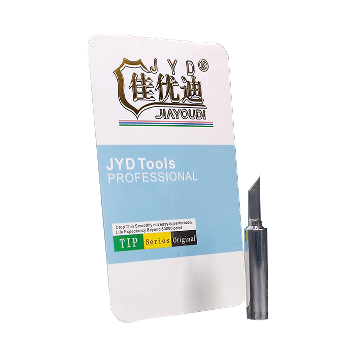 نوک هویه سر تبری ۹۰۰M-T-SK برند JYD مناسب لحیم کاری و تعمیرات موبایل