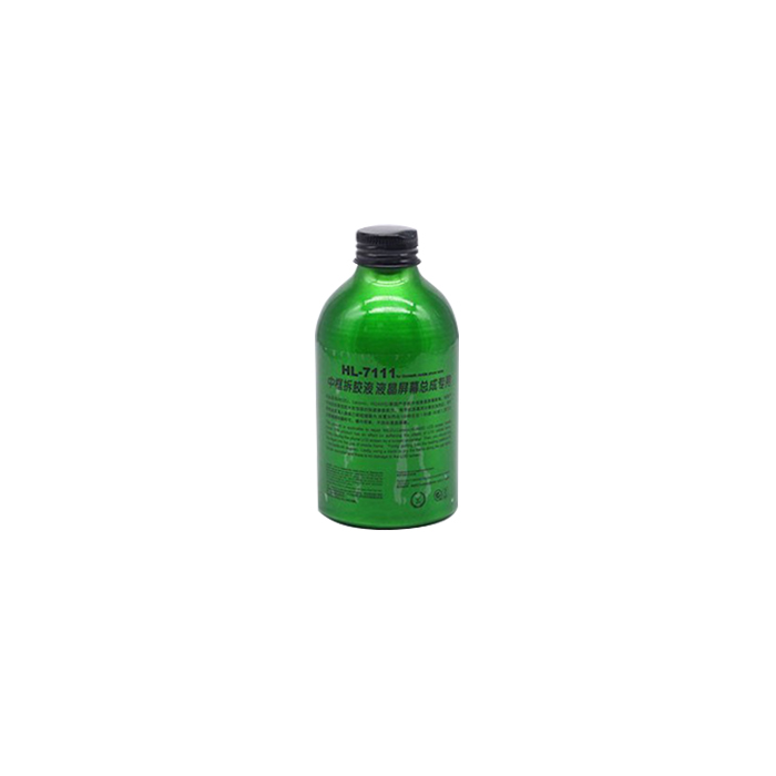حلال چسب Kaisi HL-7111 مناسب تمیز کردن پلاستیک قاب میانی ال سی دی