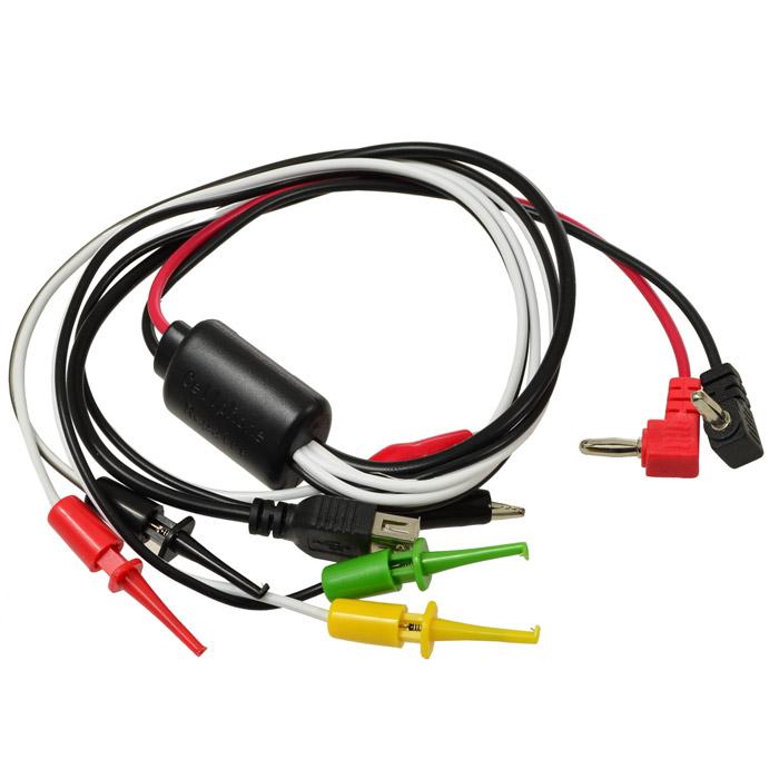 منبع تغذیه WEP 502D USB مناسب تعمیرات گوشی موبایل