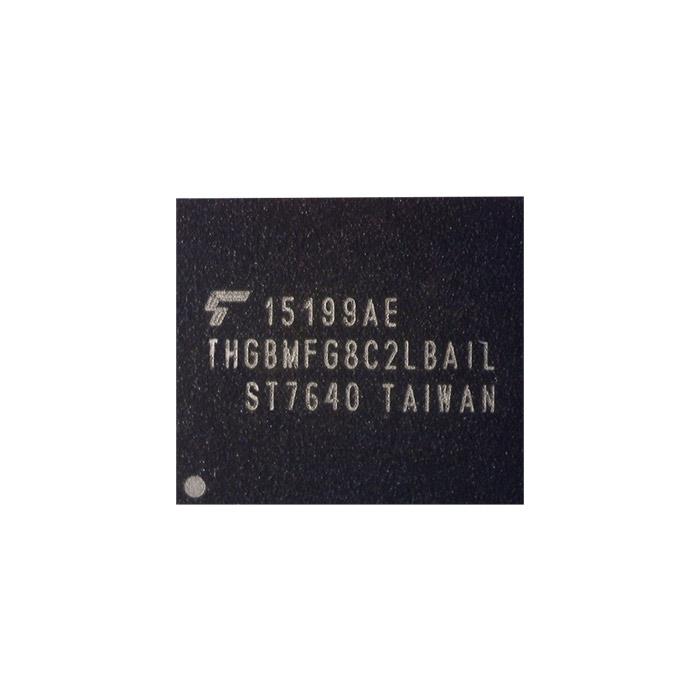 آی سی هارد  Toshiba THGBMFG8C2LBAI با ظرفیت ۳۲ گیگابایت