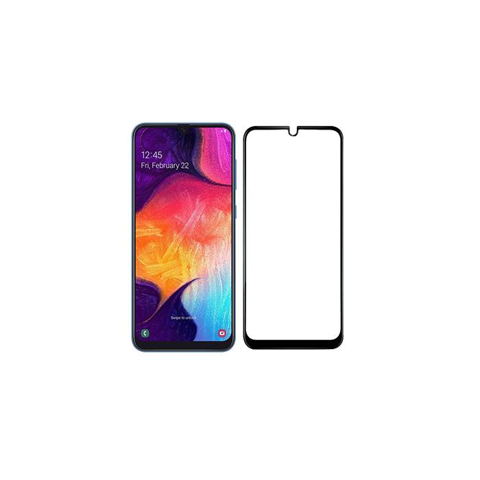 گلس ال سی دی گوشی موبایل سامسونگ A10 بدون تاچ