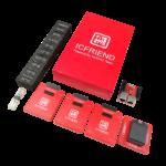 باکس Easy JTAG Plus با آداپتور ICFRIEND