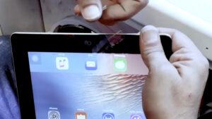 آموزش تعویض تاچ ال سی دی گوشی های موبایل و تبلت و IPAD به صورت کامل