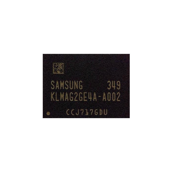 آی سی هارد شماره فنی KLMAG2GE4A-A002 مناسب گوشی های سامسونگ