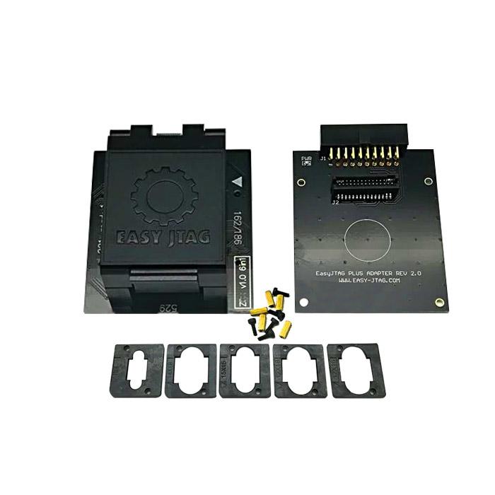 آداپتور eMMC باکس Easy-Jtag Plus مناسب پروگرام هارد گوشی های موبایل