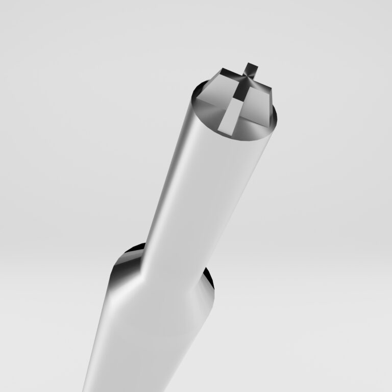 پیچ گوشتی چهارسو سه بعدی 1.5 Easy Fix مناسب تعمیرات گوشی موبایل