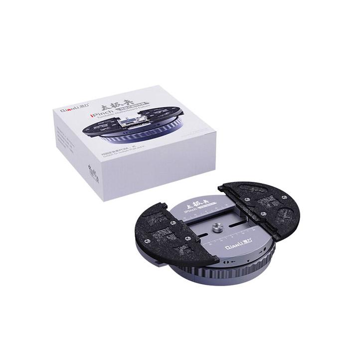 گیره برد QianLi iPinch 360° جهت نگه داری برد گوشی موبایل هنگام تعمیرات