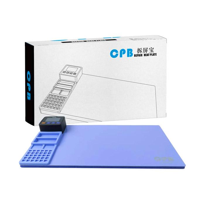 پد گرمایشی CPB – CP320 مناسب جدا کردن گلس از ال سی دی