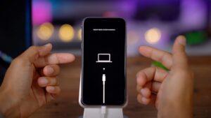 آموزش ریکاوری گوشی های موبایل ایفون و ایپد در صورت خراب بودن کلید هوم