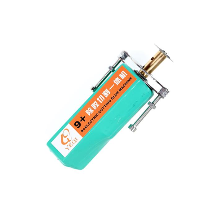 دستگاه پاک کننده چسب +OCA 9 مناسب پاک کردن چسب گلس ال سی دی موبایل
