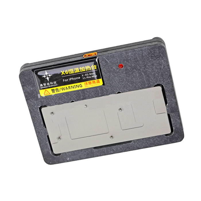 پری هیتر X6 6 IN 1 مناسب برد و قطعات گوشی های ایفون ایکس و ۱۱PROMAX