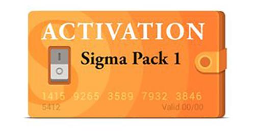 اکتیو پک 1 باکس Sigma