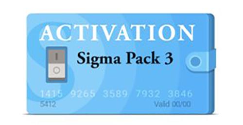 اکتیو پک 3 باکس Sigma