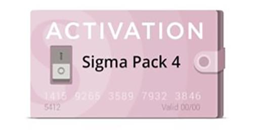 اکتیو پک 4 باکس Sigma