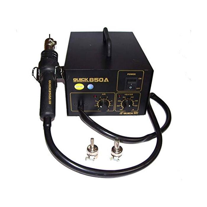 هیتر کوییک Quick 850A مناسب تعمیرات گوشی موبایل