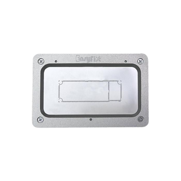 شابلون و فیکسچر EasyFix iPhone 11 مناسب پایه سازی لایه میانی برد گوشی ایفون ۱۱