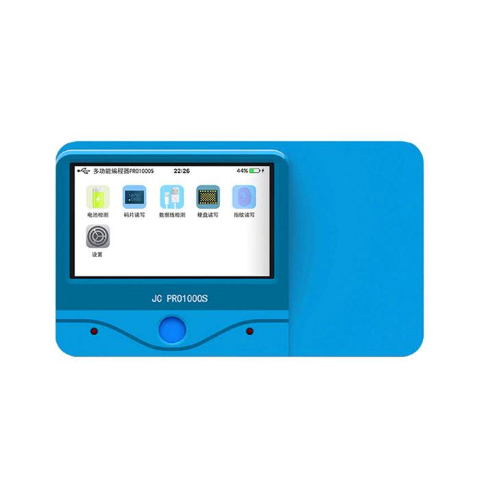 دستگاه پروگرامر JC Pro1000S مناسب سرویس دهی به گوشیهای ایفون